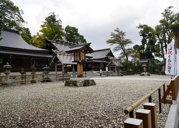 元伊勢籠神社(京都府)