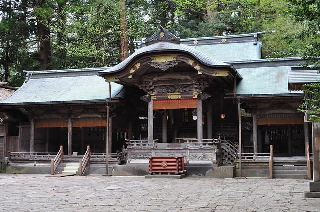 諏訪大社(長野県)