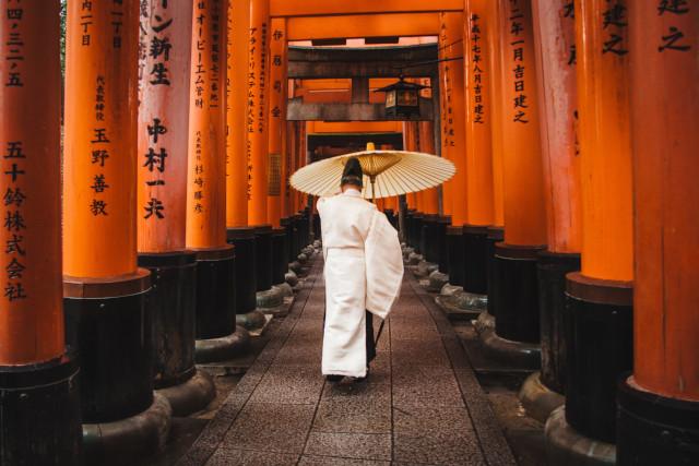 神社の四季折々の行事(祭)